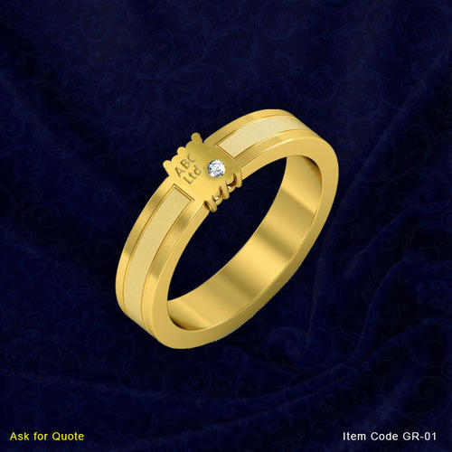 Lifestyle Jewellery Products Gold Ring Manufacturer from Kolkata