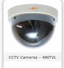 CCTV Cameras - 480TVL