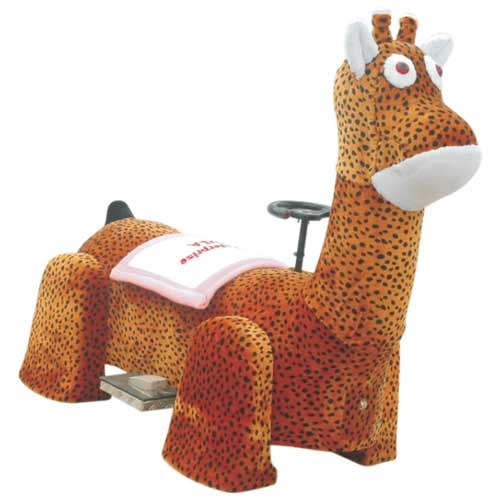 Giraffe Walking Ride