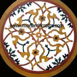 Mosaic Garden Tables