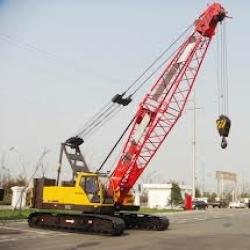 Crawler Cranes on Hire
