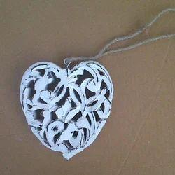 Wooden Heart Decor