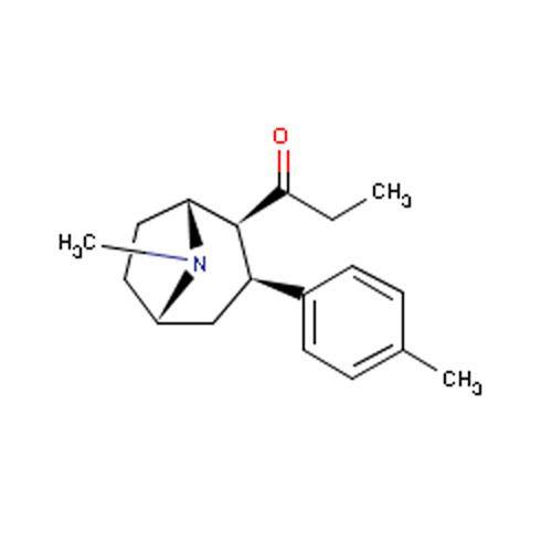 2 Propanoyl 3 4tolyl Tropane