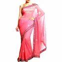 Handcrafted Saree
