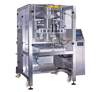Automatic Twin Servo Vertical Pouch Packing Machine with  Filler