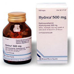 Hydrea Hydroxyurea Capsules
