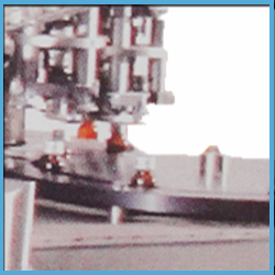 Automatic Dry Syrup Filling and Capping Machine