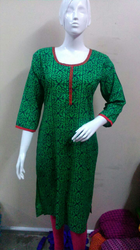 Fancy Ladies Kurta