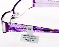Eyeglass Frame Labels : Glass Labels - Glass Label Manufacturers, Suppliers ...