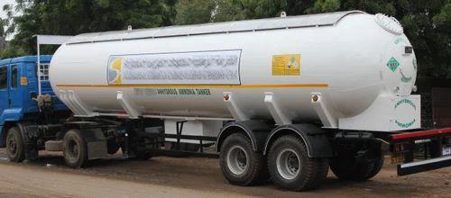 Ammonia Mobile Tanker