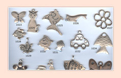Metal Pendants CODE : MBC-05