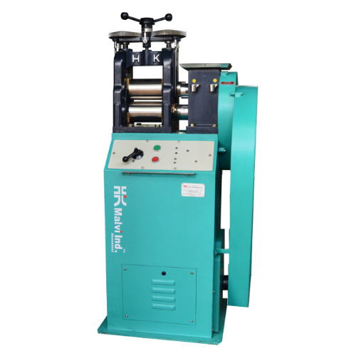 Gold Sheet Rolling Machine