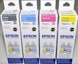Epson Printer Ink Set For L210