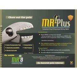 Lornoxicam & Mg & Paracetamol 500 Mg Tablets