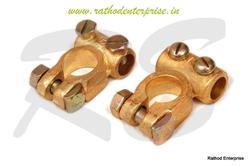 Brass Electrical Accessories - Brass Battery Terminals