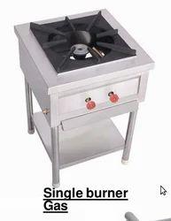 Single Burner Gas