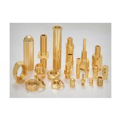 brass turning components