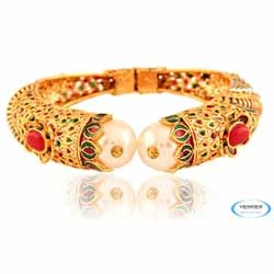 Costume Brass Bangle