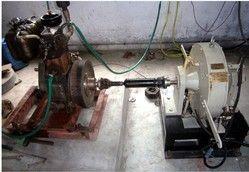 1 Cylinder Multi Fuel VCR  Engine Test Rig