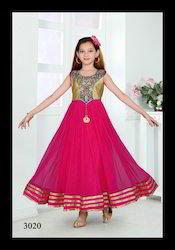 Trendy Kids Gown