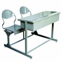 Aluminium School Desk