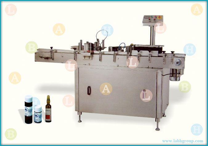 Automatic High Speed Wrap Around Sticker Label Applicator Equipment