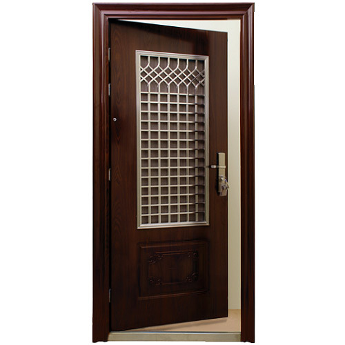 Security Door Designs Pleasing Steel Security Door Manufacturer From New Delhi Review