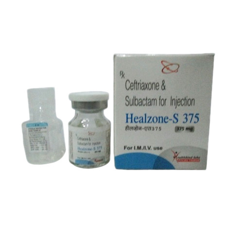 Ceftriaxone & Sulbactam for Injection
