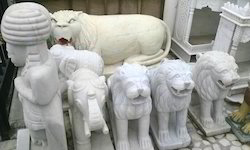 Stone Crafts Animal and Statue