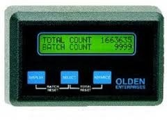 Electronic Batch Counter