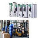 Servo Drives for Material Handling Industry