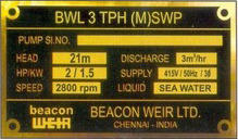 Brass Labels