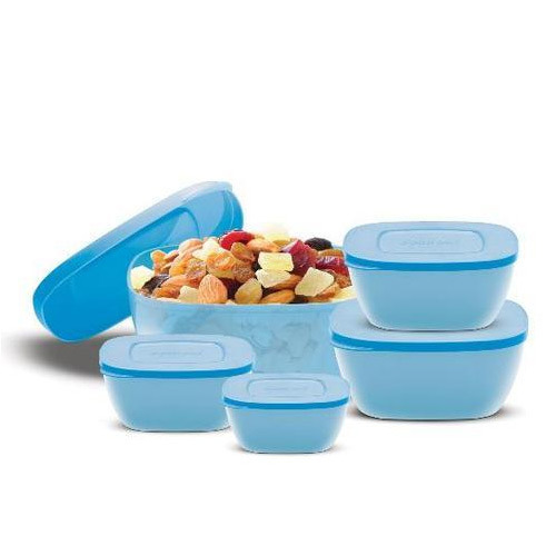 Shine 5 Pcs Container Set