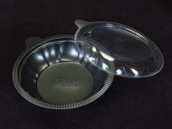 002-1515 Salad Transparent Tray