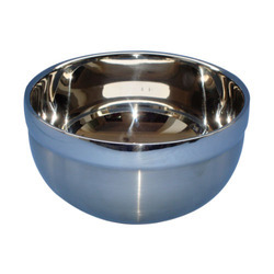 Double Wall Steel Bowl