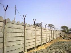 Ready Made Concrete Compound Walls