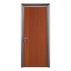 Aluminum Flush Door