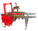 Strapping Cum Carton Taping Machine