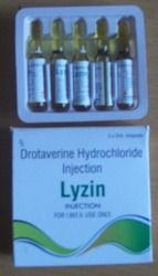 Dro Taverine HCL 40 mg/2 ml