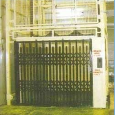 Freight Goods Lift