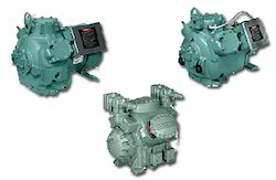 heavy duty reciprocating refrigerant compressors
