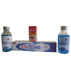 Orinse Toothpaste