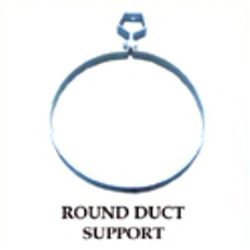 Round Duct Support
