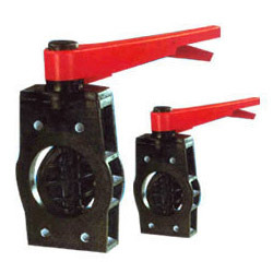 Thermoplastic Butterfly Valve