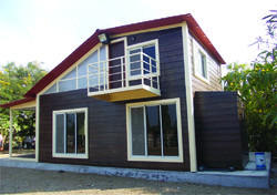 Prefabricated Modular Houses