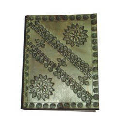 Decorative Leather Diary