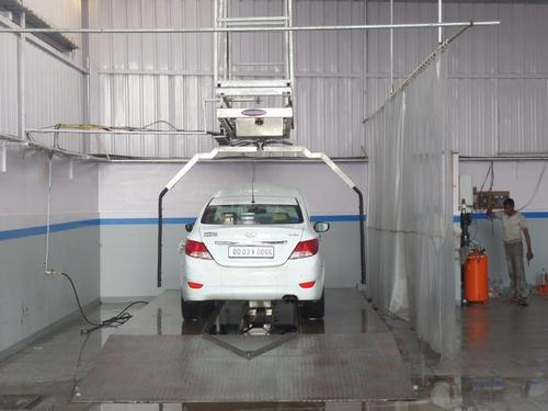 Water Wash Equipment Automatic Roll Over Car Wash System