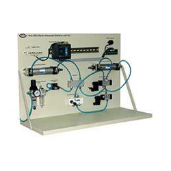PLC Controlled Electro Pneumatic Training Platform