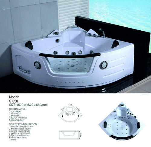 Jacuzzi Mage Bath Tub 2 Seater Model Si 056 Manufacturer From Pune