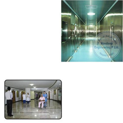 Clean Room Partition Panels for Hospitals